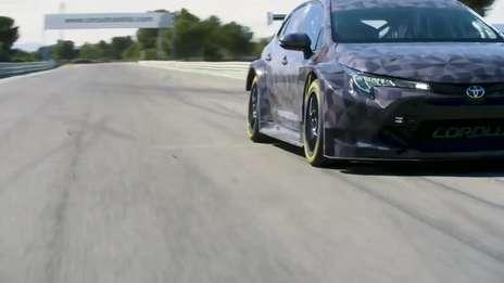 The Corolla Returns to the British Touring Car Championship | Team Toyota GB
