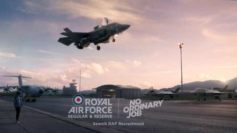 Find Your Force | Royal Air Force Advert