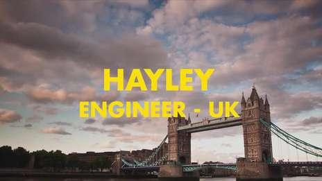 Hayley - Graduate Petroleum Engineer, UK