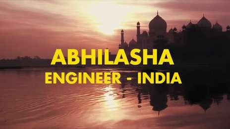 Abhilasha - Engineer, India