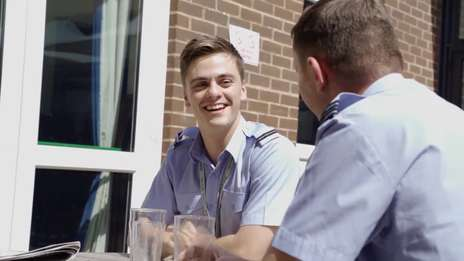 Work-life balance at the RAF