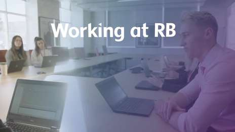 Working at RB