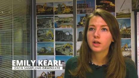 Emily - Data Sampling Graduate