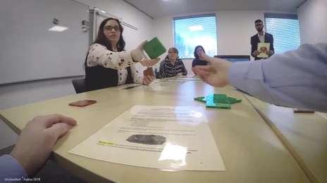 Fujitsu's Junior Talent Assessment Centre