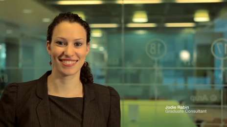 Jodie Rabin - Graduate Operations Consulting