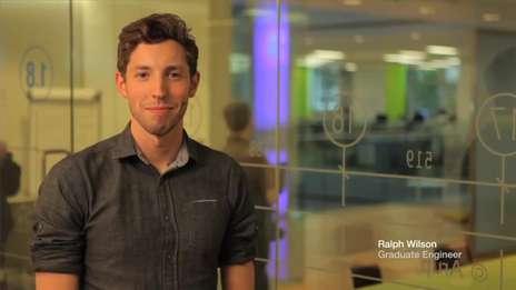 Ralph Wilson - Graduate Mechanical Engineer