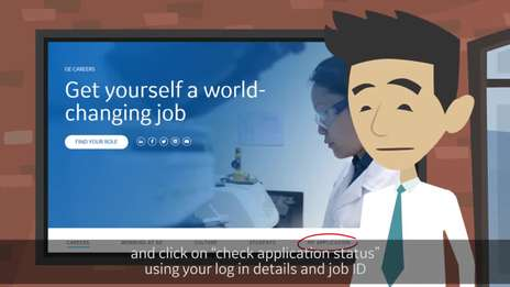 The GE Career Journey: Application Process