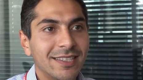Mohammed Kassim 4th Year BOC Engineering Graduate