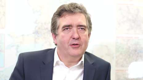 Ondrej talks about Leadership at Colas Rail