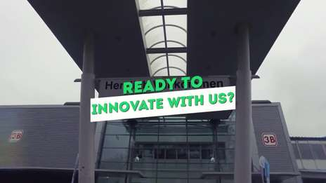 Innovate with us, join the team