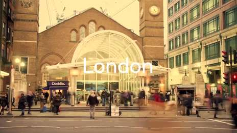 London – An exciting and unparalleled hub of opportunities