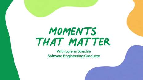 Moments That Matter with Lorena Strechie
