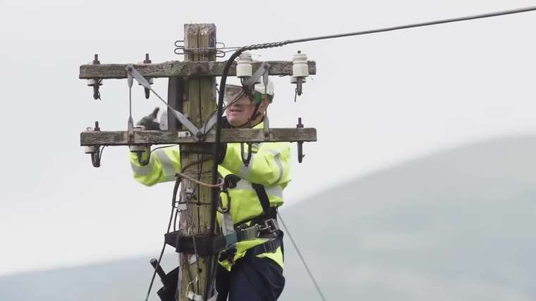 Working at Openreach