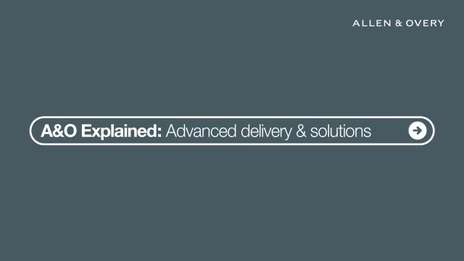 Advanced Delivery & Solutions: Explained