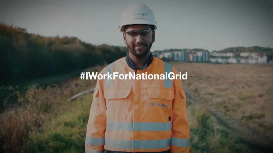 I work for National Grid