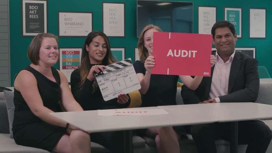 Why choose Audit?