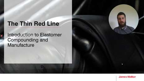 The Thin Red Line - Introduction to Elastomer Compounding