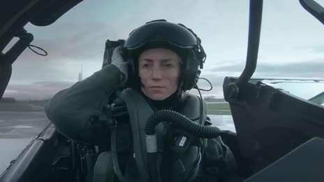Gemma Lonsdale, Wing Commander