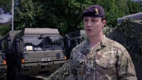 Royal Engineer Officer