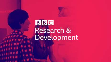 BBC R&D: We do things differently
