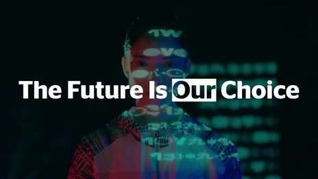 The Future is Our Choice