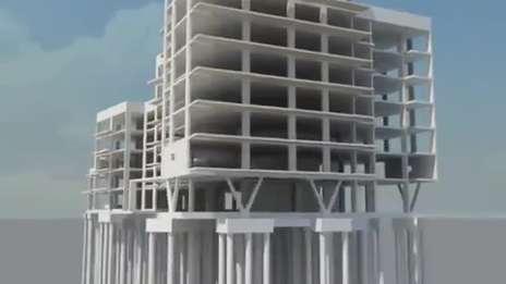 London Road, Hounslow - 3D Model
