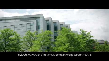 We're going Net Zero Carbon by 2030!
