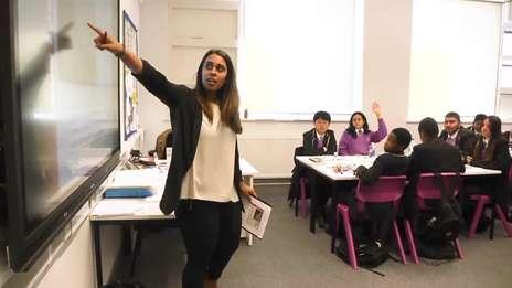 Train to teach with Ark Teacher Training
