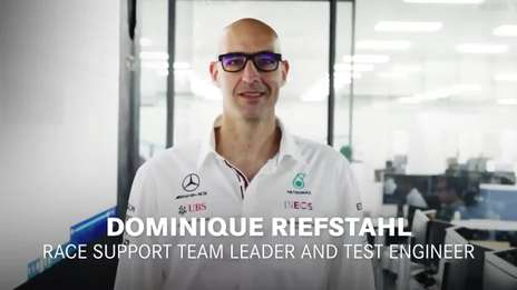My Job in F1: Dom | Race Support Team Leader and Test Engineer