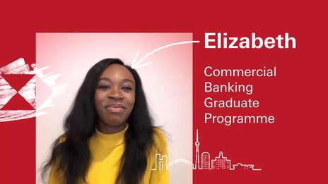 Elizabeth - Commercial Banking Graduate Programme