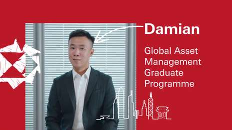 Damian - Global Asset Management Graduate Programme