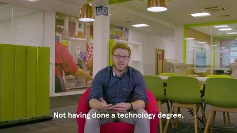James - Graduate Technical Programme Manager