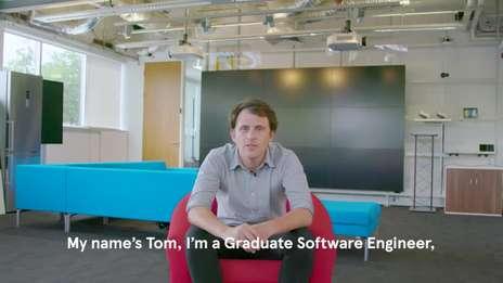 Tom - Graduate Software Engineer