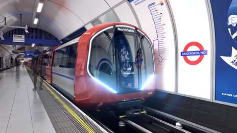 The New Tube for London