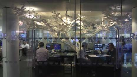 Working for Bloomberg