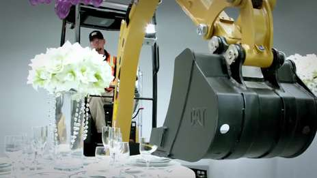 China Shop   Cat® #BuiltForIt Trials - One china shop, One mission.