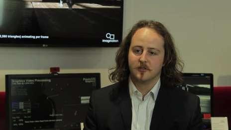 John - Engineer, PowerVR Graphics