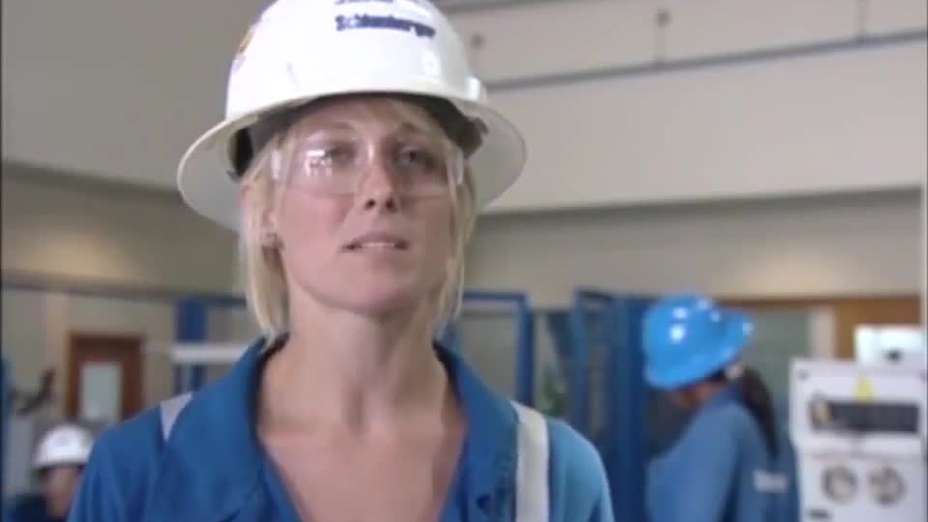 Why Schlumberger? Dynamic and diverse working environment