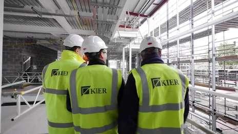 Kier Construction - Overview