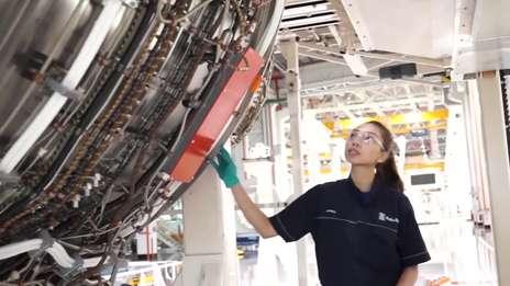 Life of a Rolls-Royce Employee