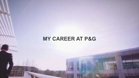 My Career at P&G