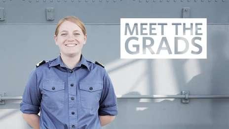 Meet the Royal Navy Graduates