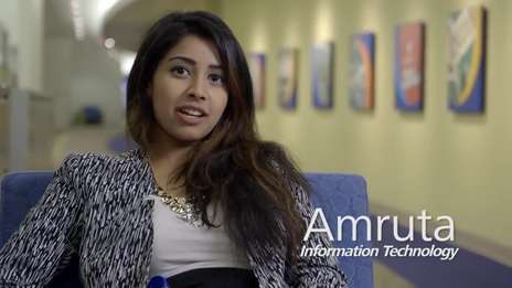 Amruta - Information Technology