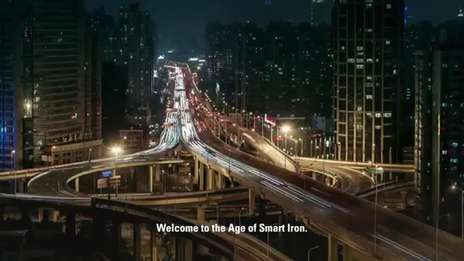 Welcome To The Age of Smart Iron