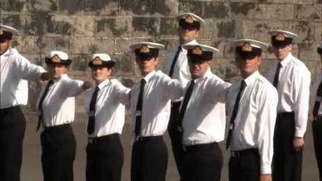 Officers and Gentlemen (BRNC) - Part 3 Marinisation