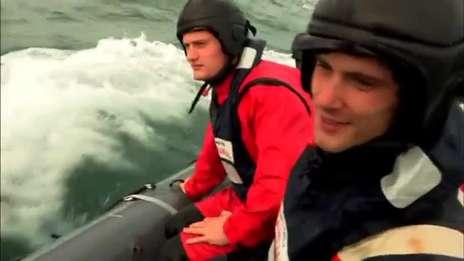 Officers and Gentlemen (BRNC) - Part 4 Maritime Leadership