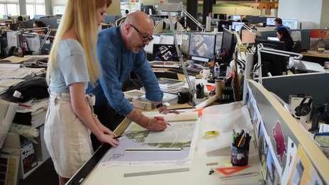 Design You: Stantec's internship programme