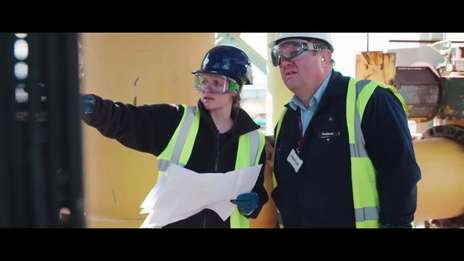 Mechanical Engineering Grad Finds Ideal Career at INEOS