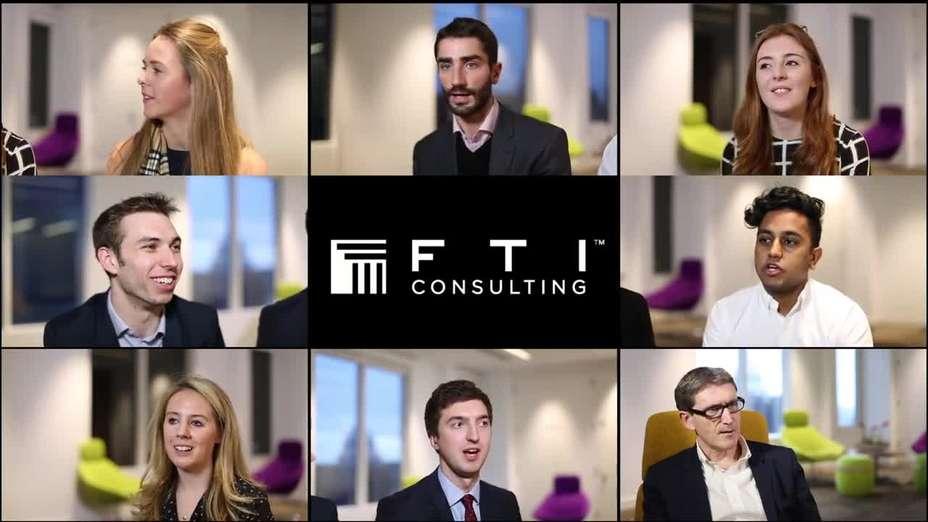 FTI Consulting - Our Graduates