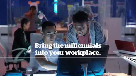Atos Digital Workplace - attract and retain new talents